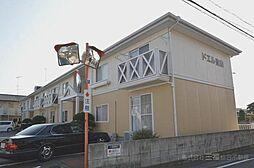 ドエル東山 B棟[102 号室号室]の外観