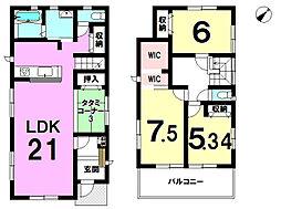 豊橋駅 2,580万円