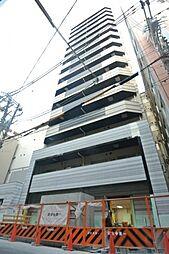 ファーストフィオーレ東梅田[8階]の外観