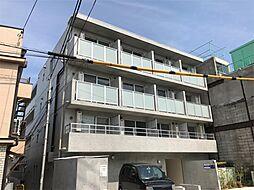 大阪府大阪市西成区南津守3の賃貸マンションの外観