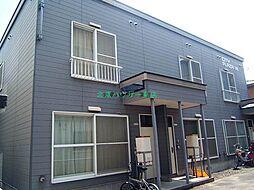 [テラスハウス] 北海道札幌市東区北十四条東15丁目 の賃貸【/】の外観