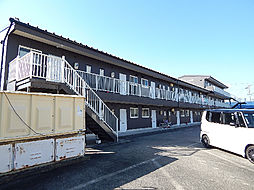 三重県鈴鹿市十宮4丁目の賃貸アパートの外観