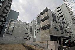 ラヴェーラ裏参道[4階]の外観