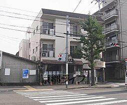 京都府京都市右京区山ノ内大町の賃貸マンションの外観