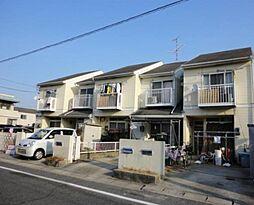 岡山県岡山市南区築港栄町の賃貸アパートの外観
