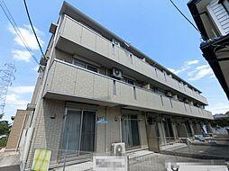 千葉県千葉市若葉区都賀の台4丁目の賃貸アパートの外観