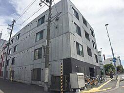 ワールドパレス札幌中央[302号室]の外観
