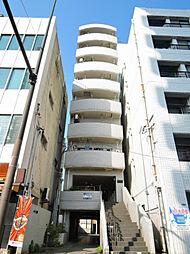 パレス三萩野[4階]の外観