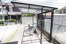 グリーンハイツ甲東園[2階]の外観