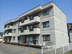 兵庫県姫路市広畑区蒲田1丁目の賃貸マンションの外観