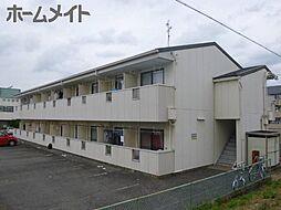 サントピア津田[1階]の外観