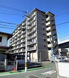 福岡県福岡市南区向新町2丁目の賃貸マンションの外観