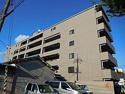 大阪府八尾市小阪合町2丁目の賃貸マンションの外観