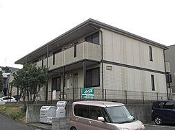 ハ〜モネート浜寺B[103号室]の外観