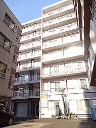 内山マンション[305号室]の外観