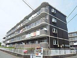 ラフォーレ渡瀬B[2階]の外観