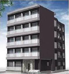 神奈川県横浜市南区中村町3丁目の賃貸マンションの外観