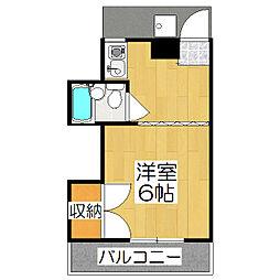 マンションモア[305号室]の間取り