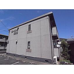 奈良県天理市前栽町の賃貸アパートの外観