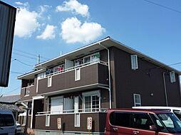 愛知県愛知郡東郷町大字諸輪字稲場の賃貸アパートの外観