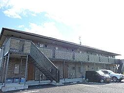 ボナール B棟[1階]の外観