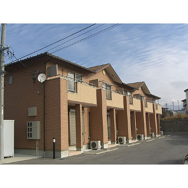 Domicile Cronos B 2階の賃貸【長野県 / 茅野市】
