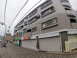 兵庫県伊丹市北野2丁目の賃貸マンションの外観