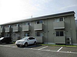 兵庫県尼崎市武庫川町1丁目の賃貸アパートの外観