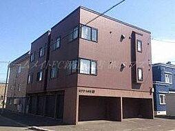 セブンハウス和[3階]の外観