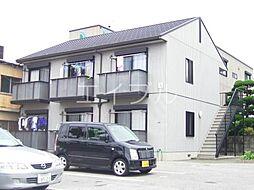 シャーメゾン比島 A棟[1階]の外観