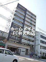 アドバンス大阪ベイストリート[4階]の外観