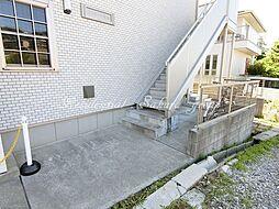フィカーサ鎌倉の敷地内駐輪スペースございます