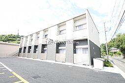 小田急小田原線 鶴川駅 バス12分 妙福寺前下車 徒歩3分の賃貸アパート