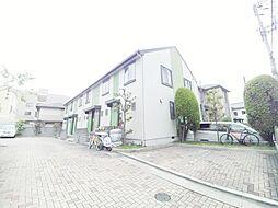[テラスハウス] 兵庫県神戸市東灘区甲南町4丁目 の賃貸【/】の外観