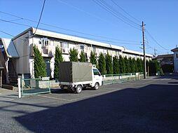 ビューハイツ武蔵野[203号室号室]の外観