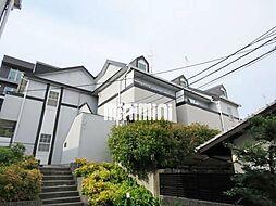 Hills higashiyama B[1階]の外観
