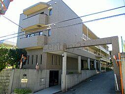 兵庫県川西市寺畑1丁目の賃貸マンションの外観
