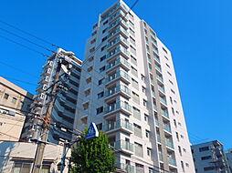 カスタリア伏見[8階]の外観