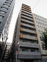ガーラ・ステーション新富町[10階]の外観