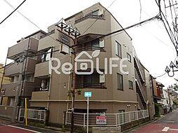 東京都小平市学園東町の賃貸マンションの外観