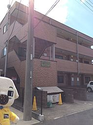 川福マンション[2階]の外観