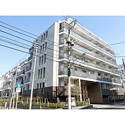 ザ・パークハビオ新宿[6階]の外観