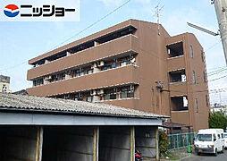 DWELL MANZO[3階]の外観