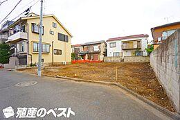 中野区鷺宮5丁目の土地分譲。西武新宿線「鷺ノ宮」駅「下井草」駅徒歩約10分の便利な立地です。