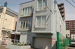 はるみマンション[1階]の外観