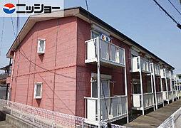 サープラスツー西富田[1階]の外観