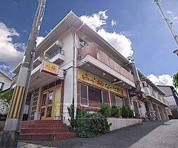 京都府京都市左京区一乗寺樋ノ口町の賃貸アパートの外観