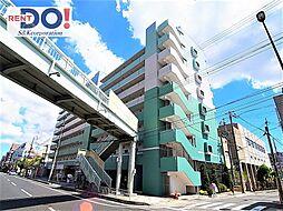 阪神本線 新在家駅 徒歩4分の賃貸マンション