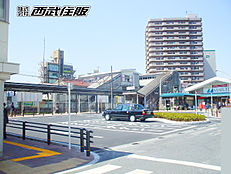 東青梅駅まで徒歩3分