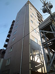 大阪府大阪市阿倍野区王子町1丁目の賃貸マンションの外観